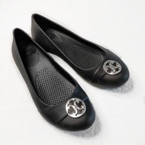 Crocs Women's Gianna Disc Flat